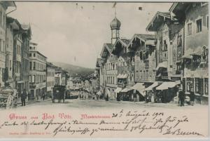 Bad Tölz  ...alte Karte    (ke8355  ) siehe scan