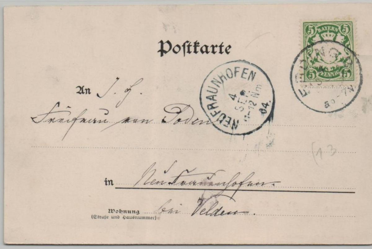 Bad Tölz  ...alte Karte    (ke8355  ) siehe scan 1
