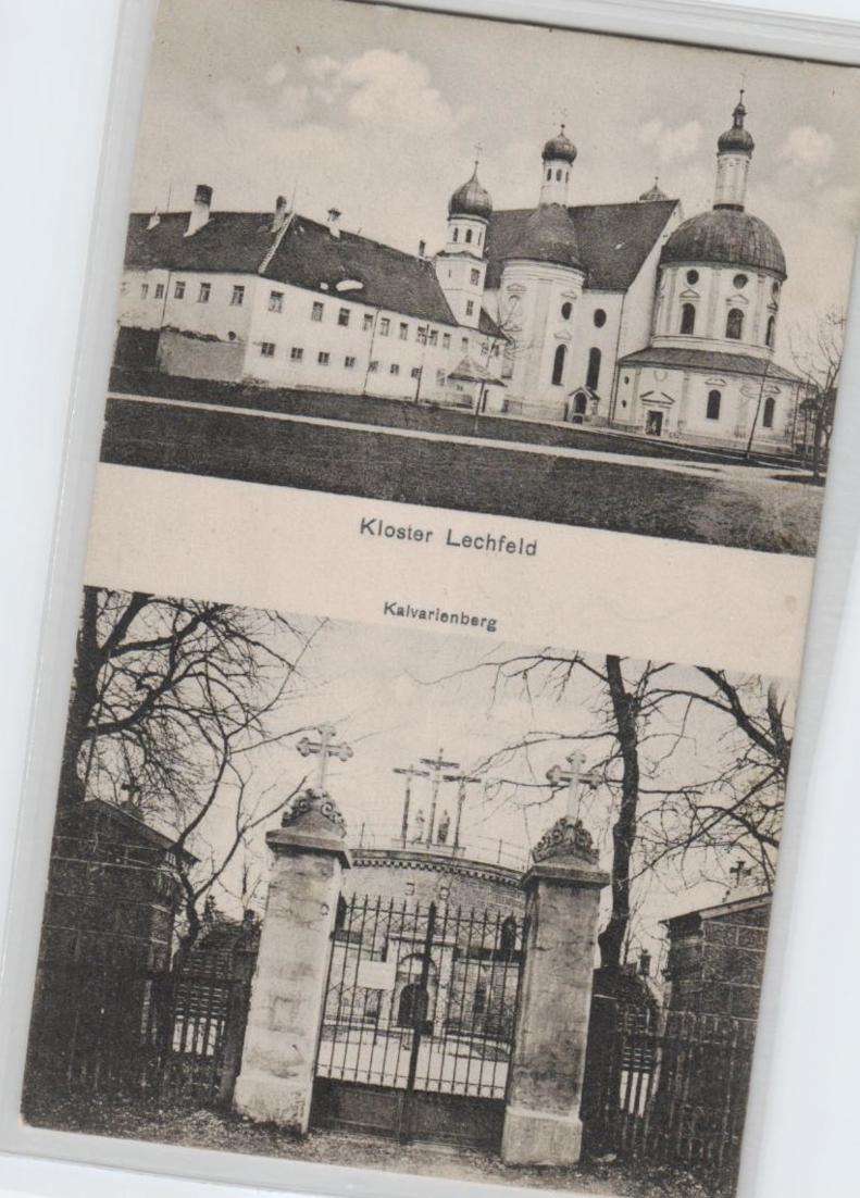 Lechfeld   ...alte Karte    (ke8343  ) siehe scan 0