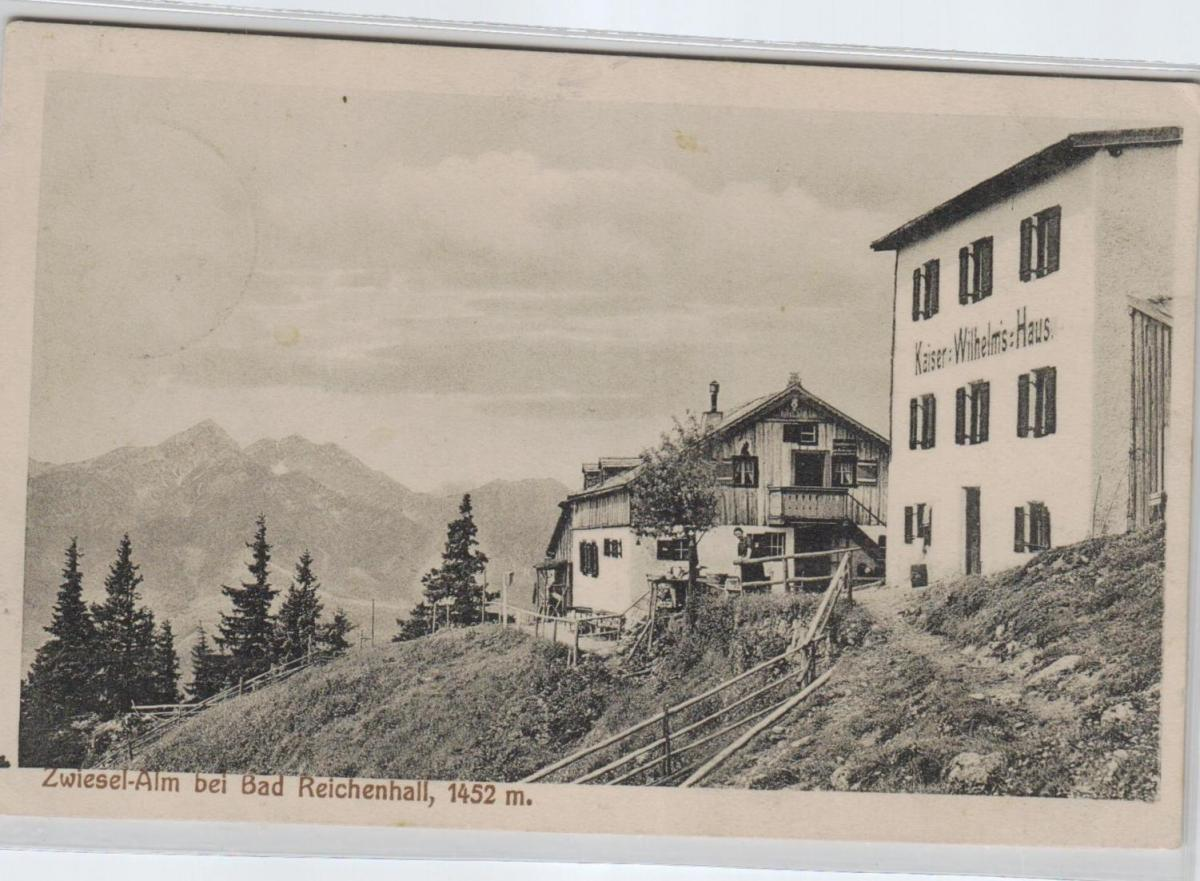 Bad Reichenhall ...alte Karte    (ke8353  ) siehe scan 0