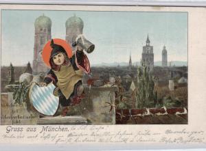 München Präge   .. ...alte Karte    (ke8323  ) siehe scan