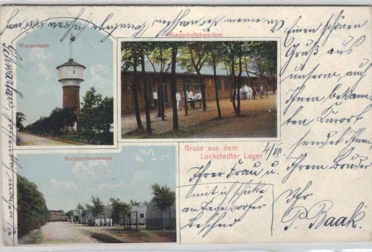 Lockstedt Lager...alte Karte    (ke8445  ) siehe scan 0