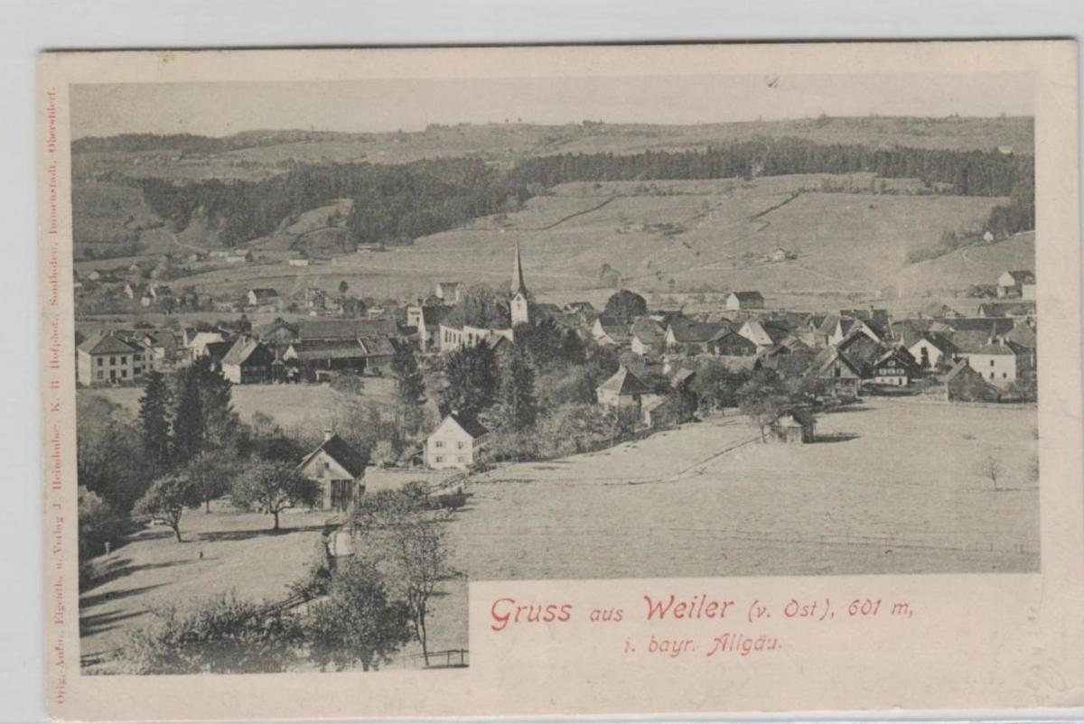 Weiler....alte Karte    (ke8509  ) siehe scan 0