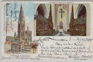 Anvers .....alte Karte    (ke8431  ) siehe scan