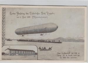 Zeppelin .....alte Karte    (ke8539  ) siehe scan