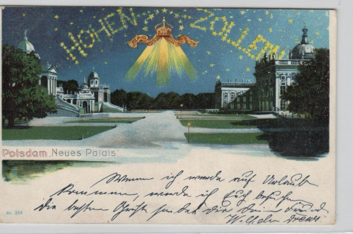 Potsdam .....alte Karte    (ke8483  ) siehe scan 0