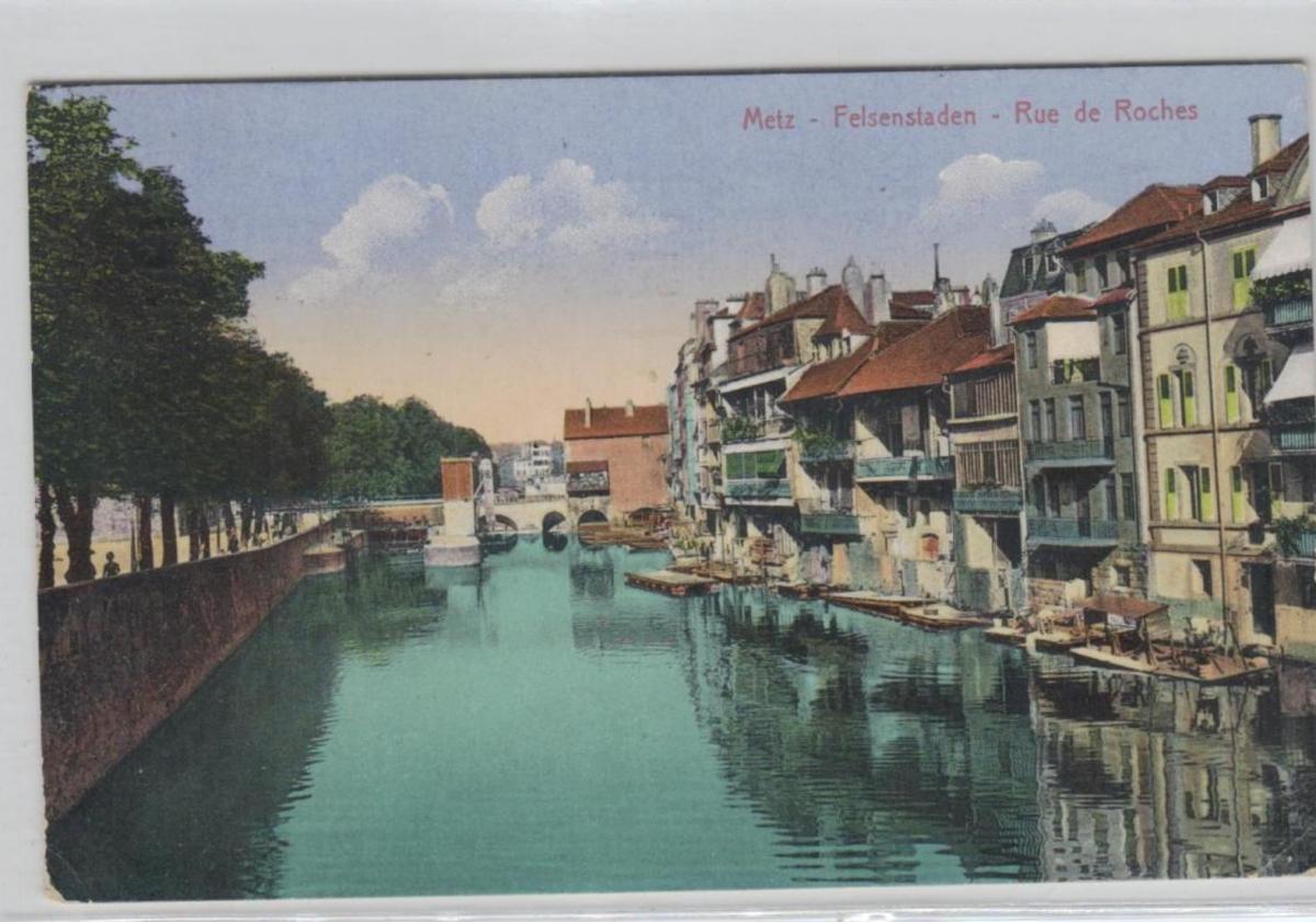 Metz .....alte Karte    (ke8537  ) siehe scan 0