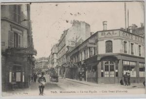 Montmartre  .....alte Karte    (ke8491  ) siehe scan