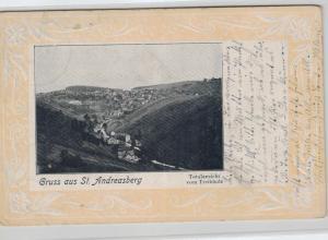 St.Andreasberg .....alte Karte    (ke8521  ) siehe scan