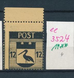 Storkow  Nr. 14 **  Abart   (ee3524  ) siehe scan !