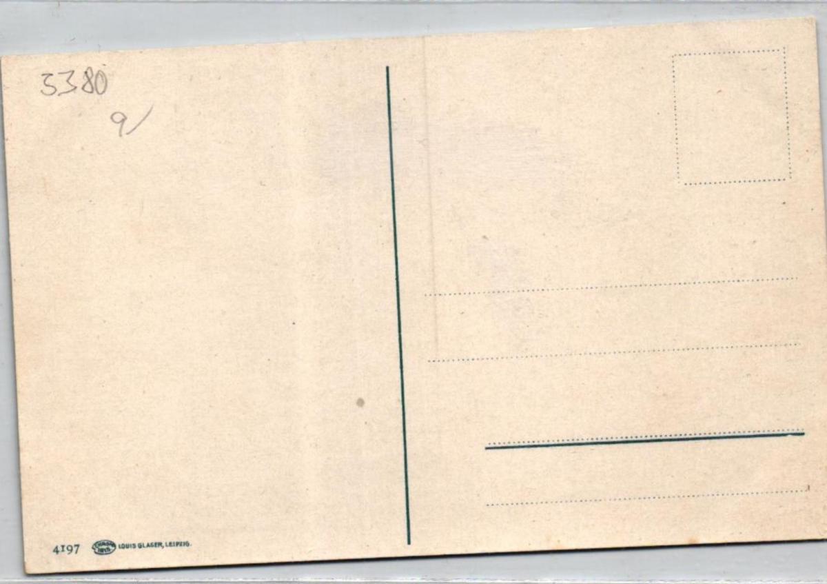 Goslar  ....alte Karte    (ke6913  ) siehe scan 1