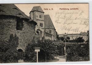 Halle  ....alte Karte    (ke7499  ) siehe scan