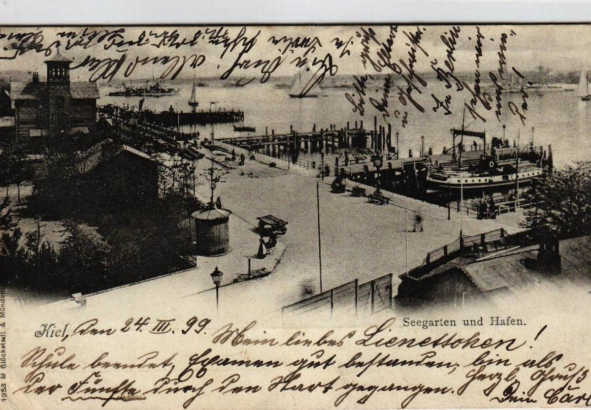 Kiel    ....alte Karte    (ke6949  ) siehe scan 0