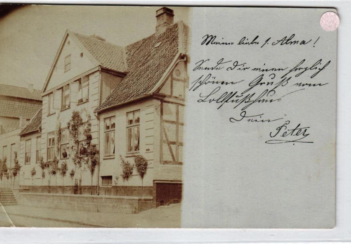 Schleswig ....alte Karte    (ke6923  ) siehe scan 0