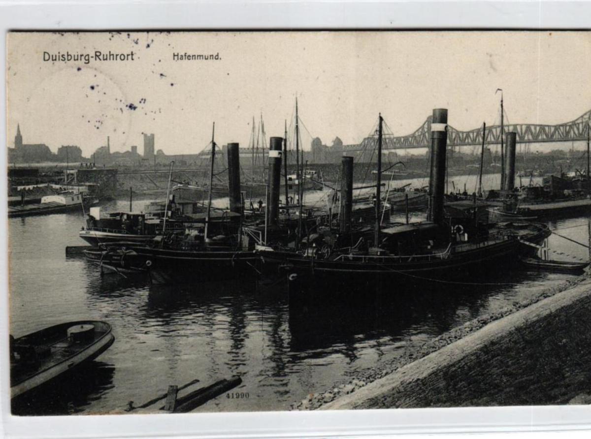 Duisburg ....alte Karte    (ke6987  ) siehe scan 0