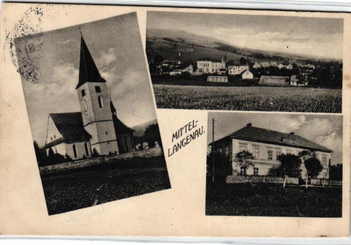 Mittel Langenau ....alte Karte    (ke7445  ) siehe scan 0