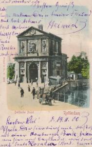 Rotterdam ...  alte Karte   (ke8625  ) siehe scan