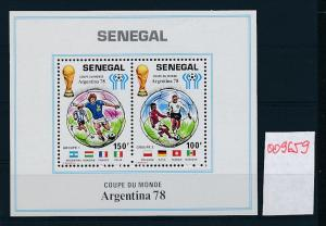 Senegal **  Sport  - Block     (oo9659  ) siehe scan