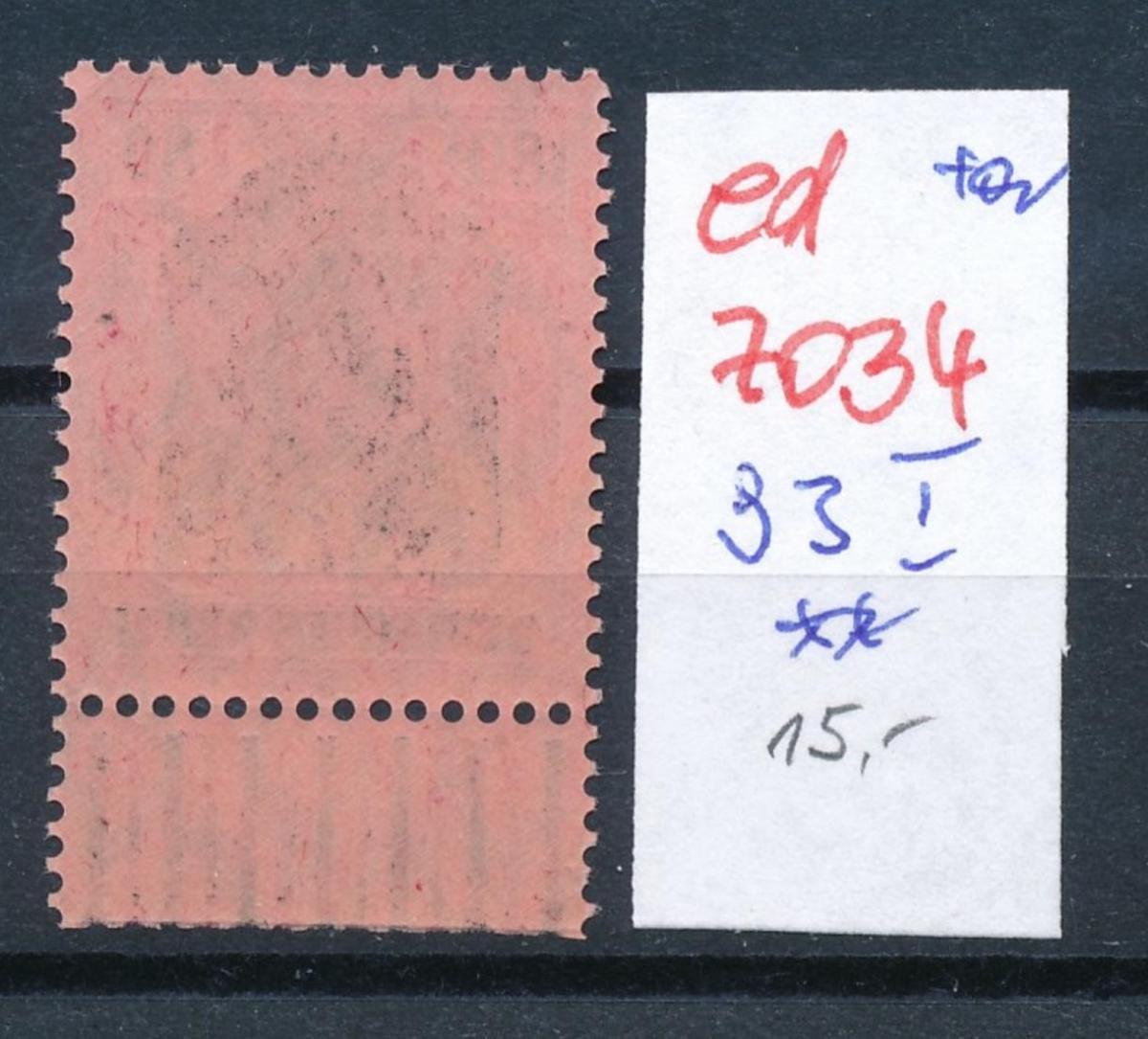 D.-Reich Nr. 93  I    **      (ed7034  ) siehe scan 1