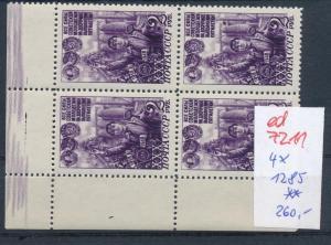 UDSSR  Nr. 4x 1285   **   (ed7211  ) siehe scan
