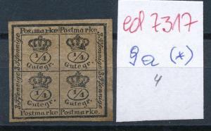 Braunschweig  Nr. 9a     ( ed7317  ) siehe scan