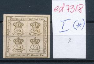 Braunschweig  Nr. I     ( ed7318  ) siehe scan