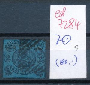Braunschweig  Nr.   7    o  (ed7284  ) siehe scan