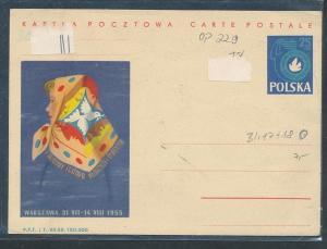 Polen Block 17+18 o   (op229  ) siehe scan