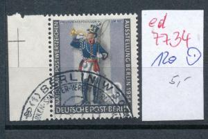Berlin Nr. 118  o  (ed7734  ) siehe scan
