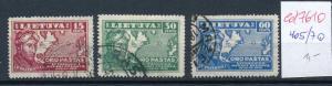 Litauen Nr. 405-7   o  (ed7610  ) siehe scan