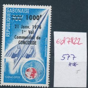 Gabun  Nr. 577  ** ....(ed7822  ) siehe scan