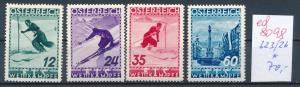 Österreich Nr.  623-26   sauber   *   (ed8098    ) siehe scan