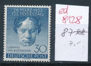 West Berlin  Nr.  87   sauber   ** (ed8128    ) siehe scan