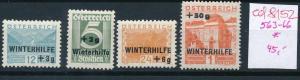 Österreich  Nr. 563-66  sauber   * (ed8152     ) siehe scan