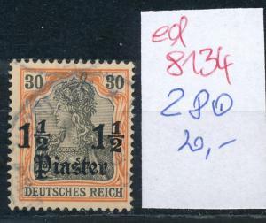 D.-Post Türkei  Nr. 28  o    (ed8134     ) siehe scan