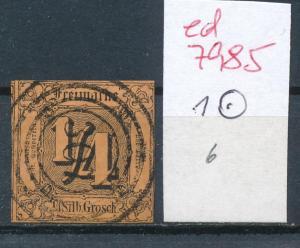 Thurn &Taxis   Nr. 1  o   (ed7985     ) siehe scan