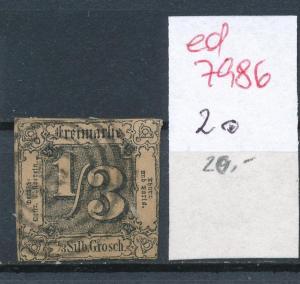 Thurn &Taxis   Nr. 2  o   (ed7986     ) siehe scan