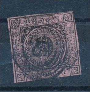 Baden  Nr.4b  o (s704 )siehe Bild