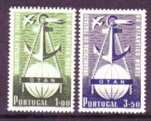 Portugal  Nr. 778-79   **/MNH  (p1270 ) siehe Bild
