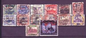 Saar  Nr. 70-83 o  ( v4254 )
