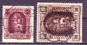 Saar  Nr. 102-3  o  ( v4184 )