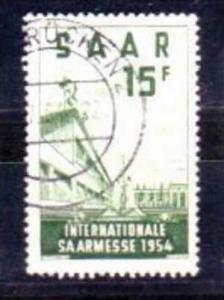 Saar  Nr. 346  o  ( v3191)