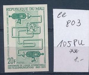 Mali  Nr. 105  Probe-  U     **    (ee803    ) siehe scan