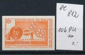 Mali  Nr. 106  Probe   U     **    (ee812    ) siehe scan