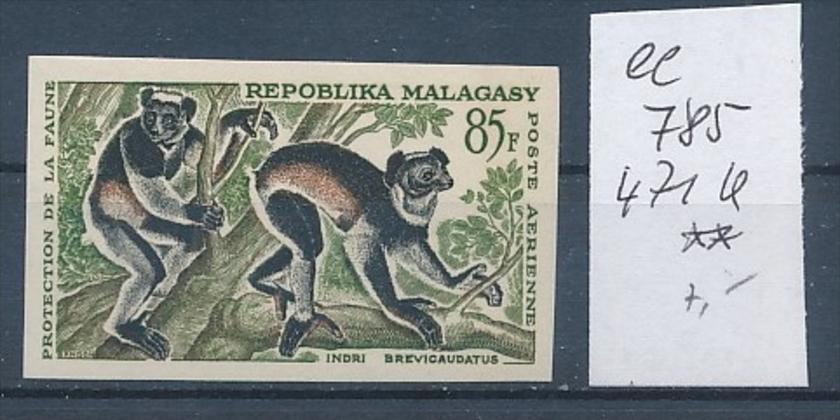Malagasy   Nr. 471 -  U     **    (ee785    ) siehe scan 0