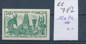 Niger   Nr. 120 Probe  -  U     **    (ee787    ) siehe scan