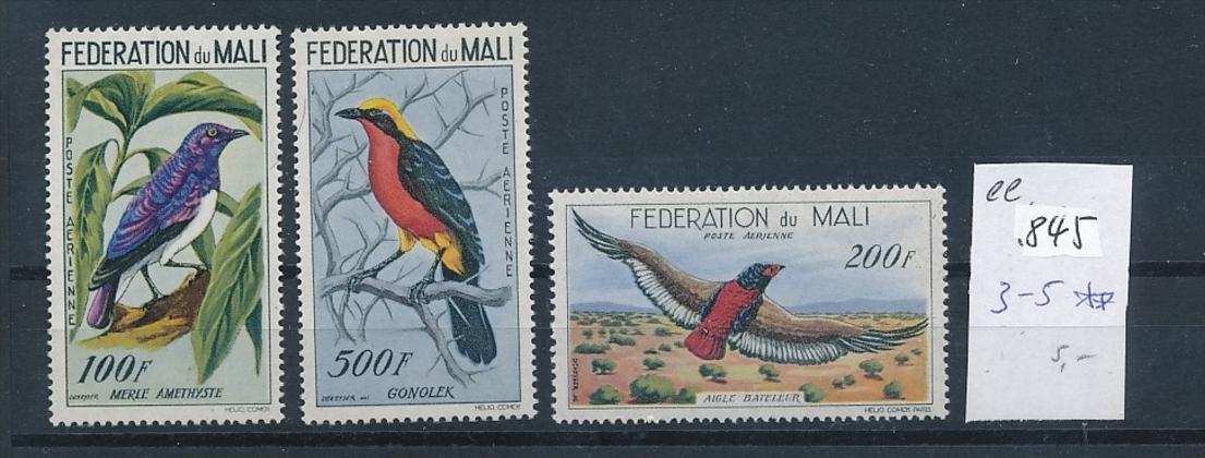 Mali  Nr.3-5     **    (ee845    ) siehe scan 0