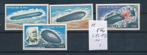 Mali  Nr. 586-89  B **    (ee846    ) siehe scan