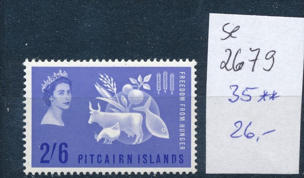 Pictarien Inseln Nr. 35  **   (se2679    ) siehe scan 0