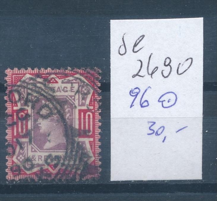 UK- Nr. 96  o   (se2690    ) siehe scan 0
